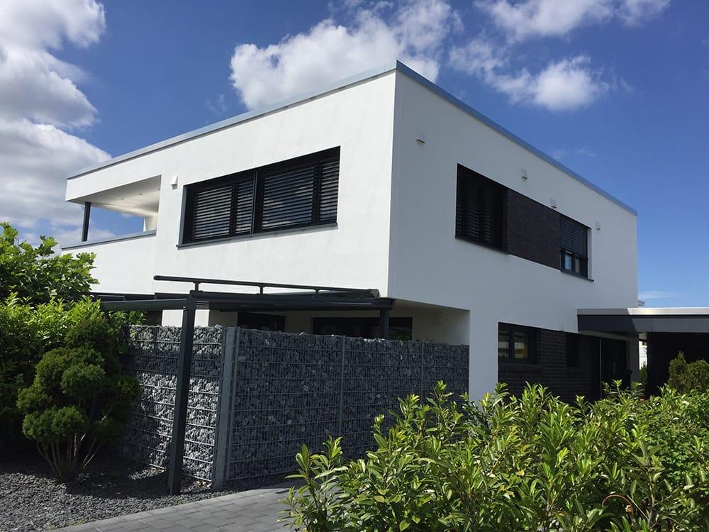 Wdvs fassadengestaltung f r neu und altbau roland lyra for Moderne fassadengestaltung einfamilienhaus